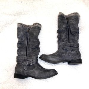 Sweater Cuff Boot Size 9.5
